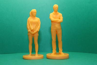 Figuras Adolescentes