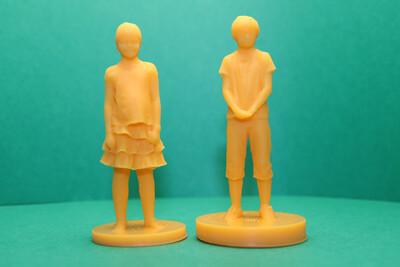 Figuras Niños