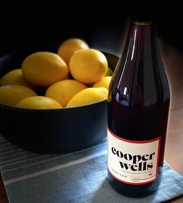 Cooper Wells Santa Cruz Mountains Pinot Noir  (750mL)