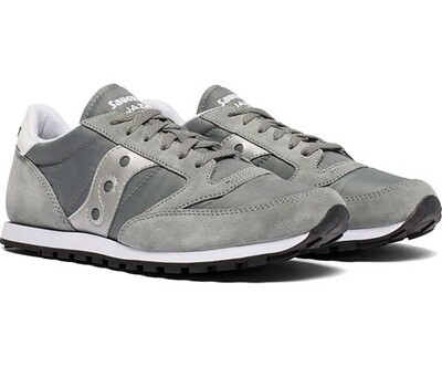 Saucony Jazz Lowpro Grey/White