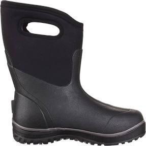 Bogs Ultra Mid Boot Black