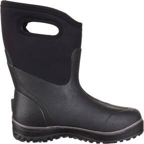 Bogs Ultra Mid Boot Black