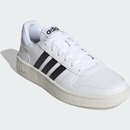 Adidas Hoops 2.0 White/Black