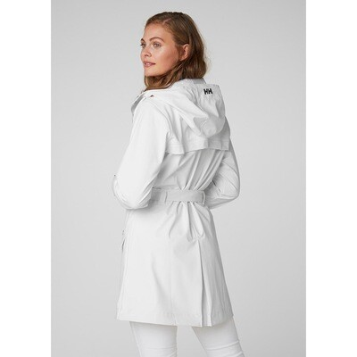 Helly Hansen Kirkwall Waterproof Jacket Off White