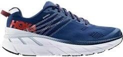 Hoka Clifton 6 Blue/Red