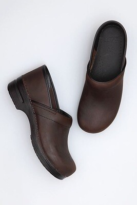 Dansko Professional Brown Oiled