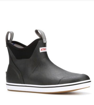 Xtratuff Ankle Deck Boot Black