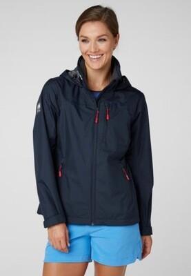 Helly Hansen Crew Jacket Waterproof Navy