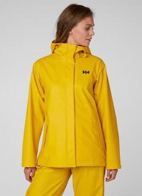 Helly Hansen Moss Jacket Waterproof Yellow
