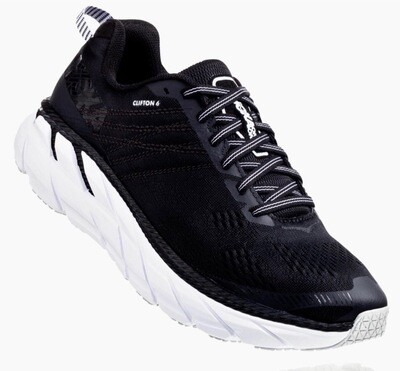 Hoka Clifton 6 BWHT