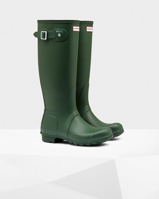 Hunter Original Tall Green