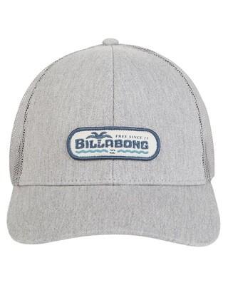 Billabong Walled Trucker Hat Grey