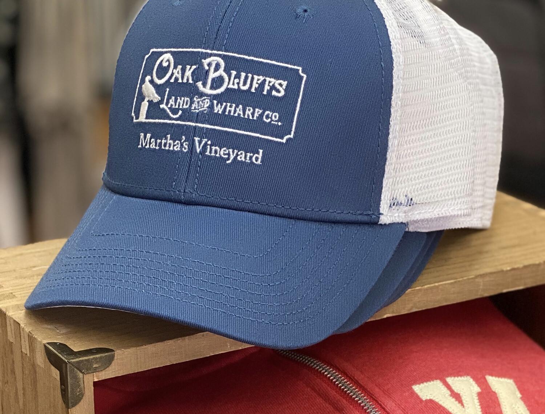 Oak Bluffs Land & Wharf Hat