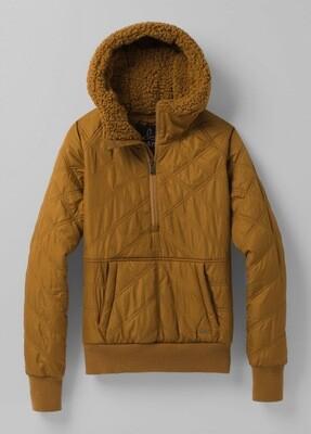 Prana Esla Pullover Jacket Bronze