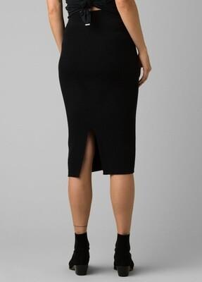 Prana Acadia Skirt Black
