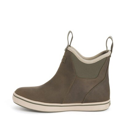 Xtratuf Leather Deck Boot Olive