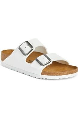 Arizona Sandal White
