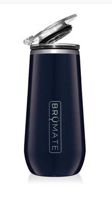 Brumate Flute Navy Blue 12oz.