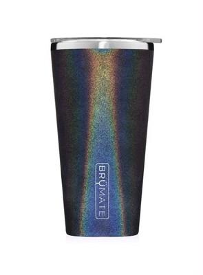 Brumate Imperial Pint Glitter Charcoal 20oz.