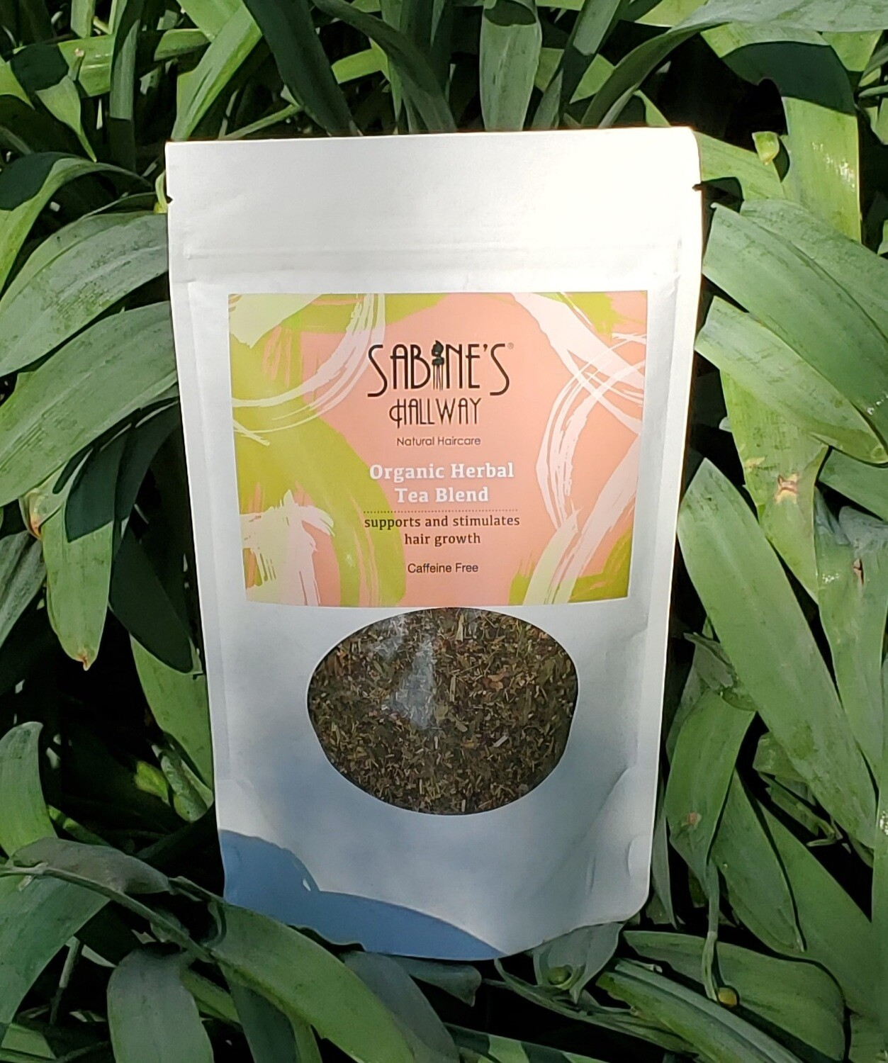 Organic Herbal Tea Blend