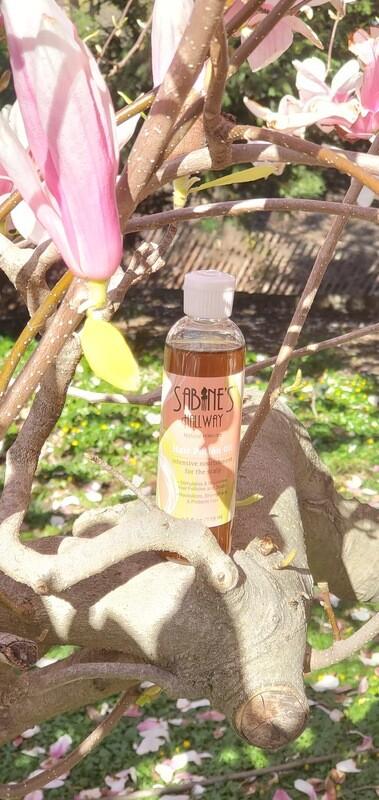Hair Potion Oil