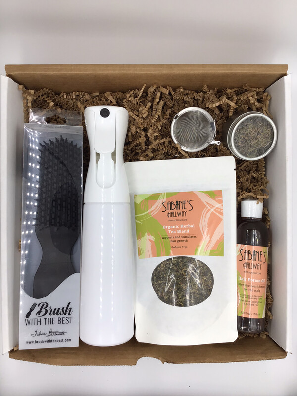 S.H Hair Care Deluxe Package