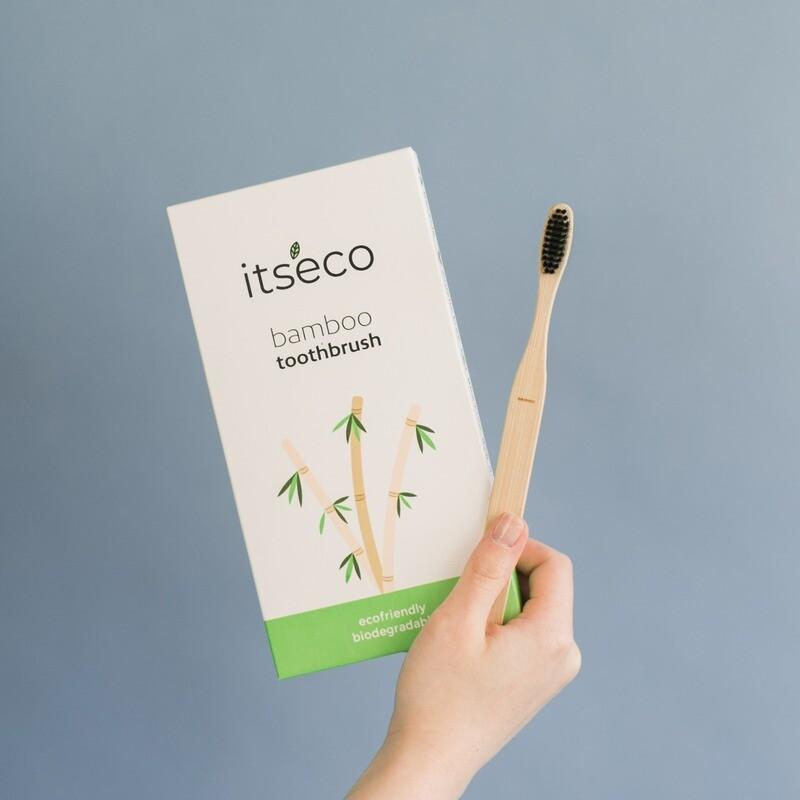 itseco bamboo toothbrush