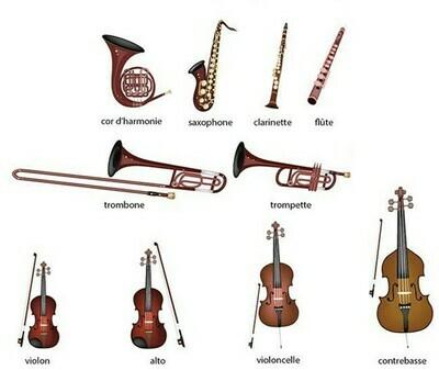 Location d'instrument