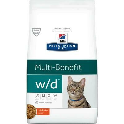 Hill´s Multi-Benefit w/d