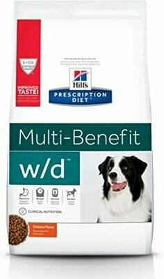 Hill's Prescription Diet w/d Canine