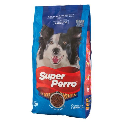 Super Perro Tradicional,  30 kilos