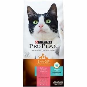 Purina Pro Plan Cat,  Savor Salmon y Rice