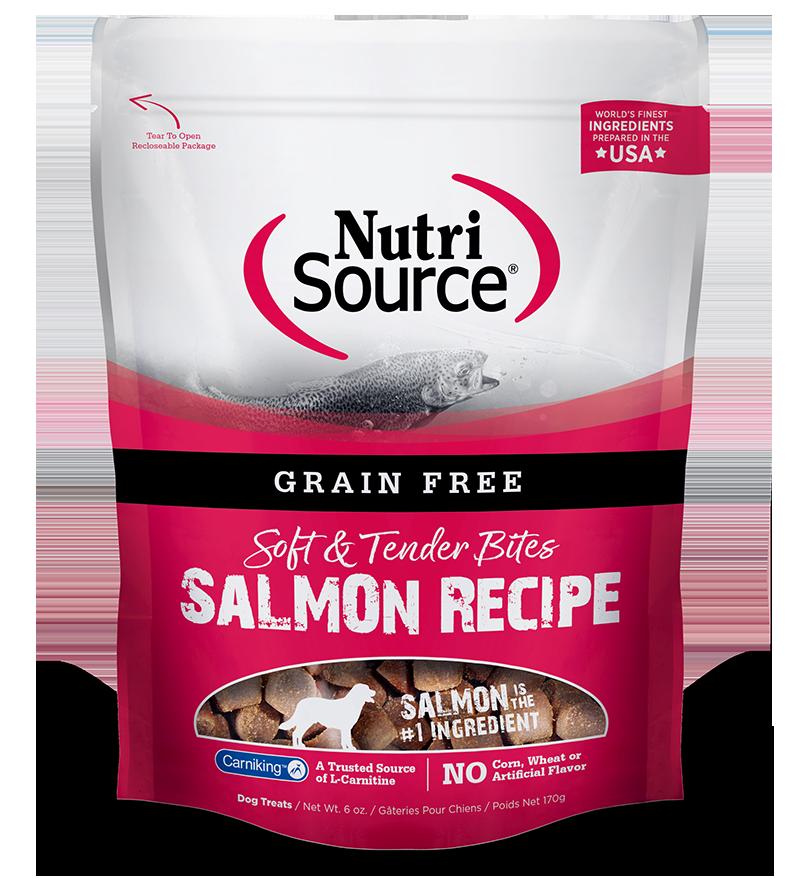 NutriSource, Treas Salmón Grain Free