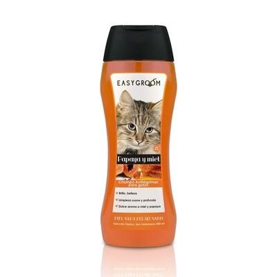Easy Groom, Champú de Papaya, para Gato