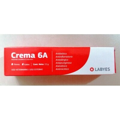 Crema 6 A, Labyes