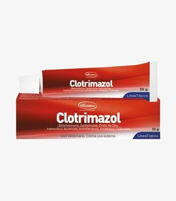 Crema Clotrimazol,  Alcames