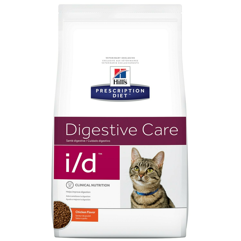 Hill´s Prescripción Diet Feline  i/d Digestive  Care