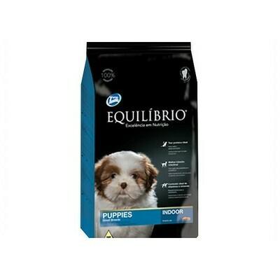 Equilibrio Puppys Indoor, Small Breeds