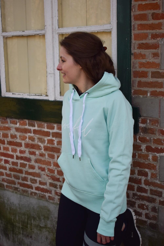Joyful Mint Sweater
