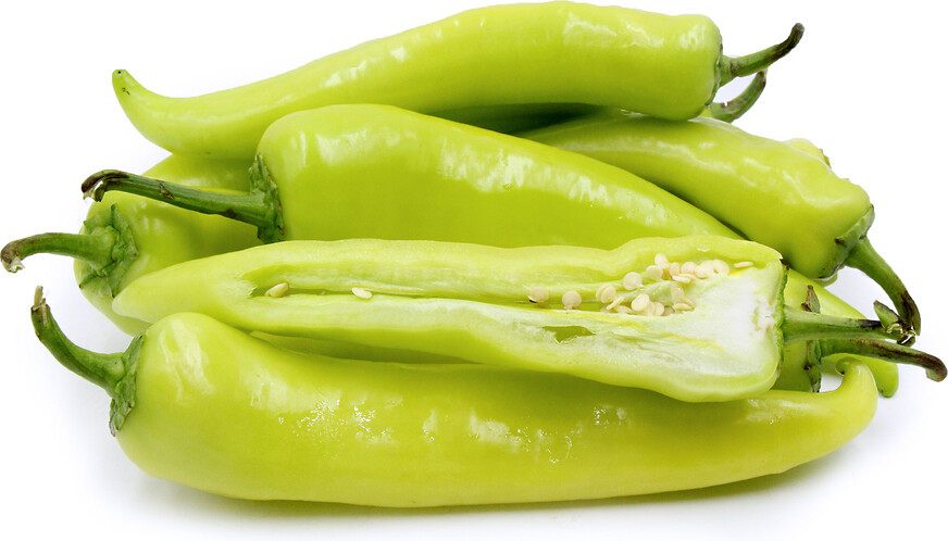 Heirloom Hungarian Yellow Hot Peppers- Individual Seed Pack