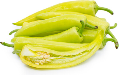 Heirloom Banana Sweet Peppers- Individual Seed Pack