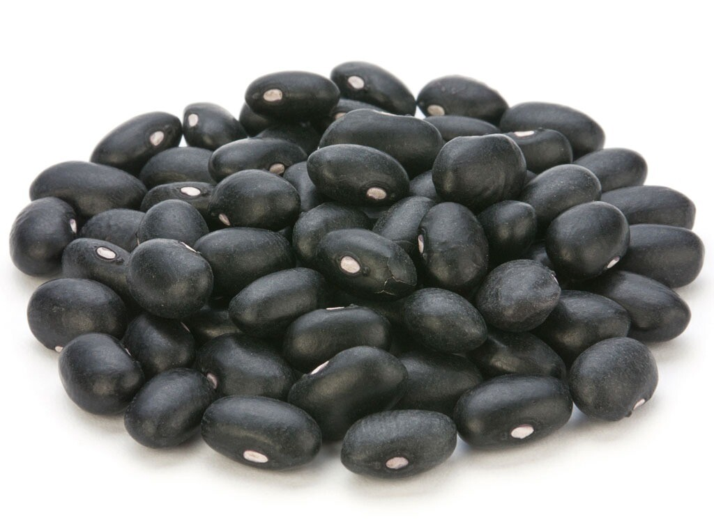 Heirloom Black Turtle Beans - Individual Seed Pack
