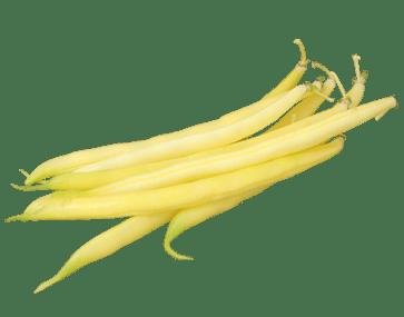 Heirloom Goldrush Yellow Wax Bean - Individual Seed Pack