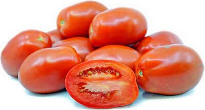 Heirloom Roma Tomato VF - Individual Seed Pack