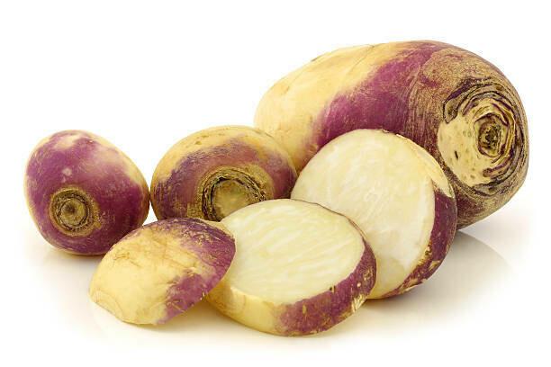 Heirloom Purple Top Rutabaga Seeds - Individual Seed Pack
