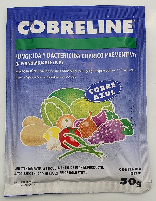 Fungicida y bactericida cúprico