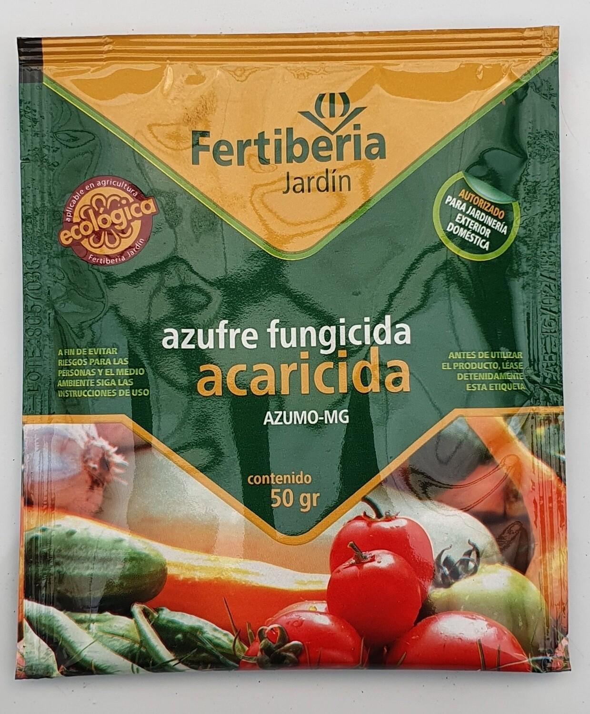 Azufre fungicida acaricida