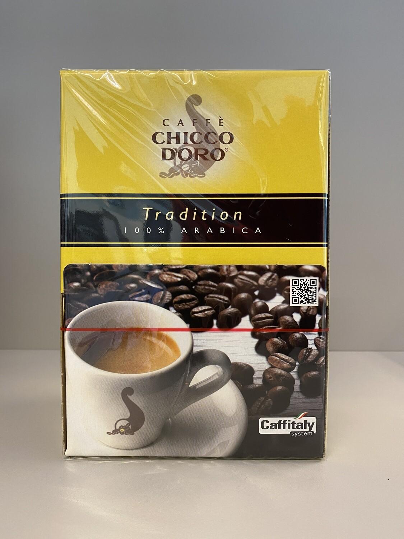 Chicco D'oro Kaffeekapseln Tradition 100% Arabica