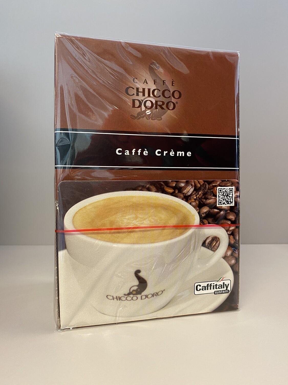 Chicco D'oro Kaffeekapseln Caffè Crème