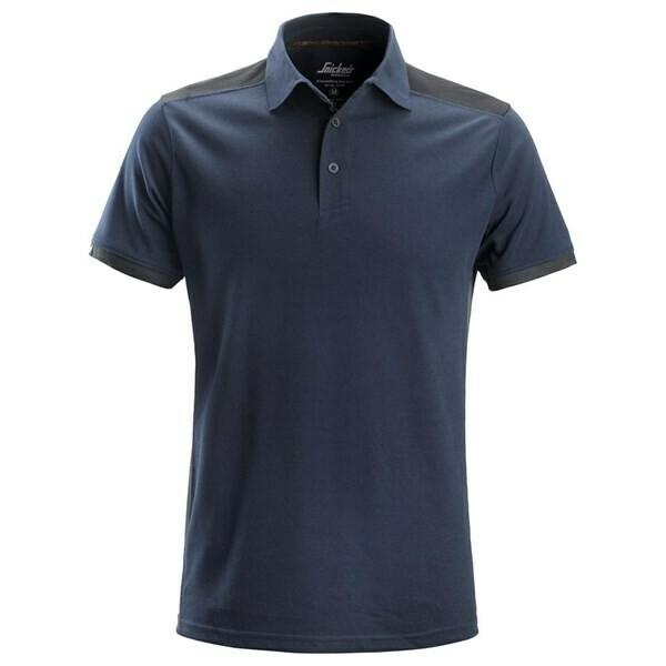 AllroundWork, Polo Shirt - NAVY